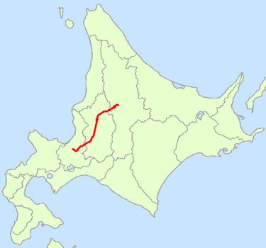 R12 (札幌-夕張-旭川) いまの様子